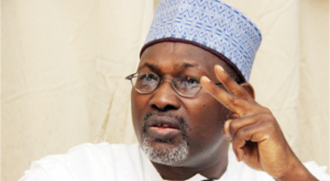 Chairman of the Independent National Electoral Commission (INEC), Professor Attahiru Jega