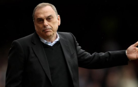 Avram Grant Appointed New Black Stars Coach