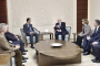 Syria's Assad Meets French Lawmakers