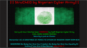 inec hacked