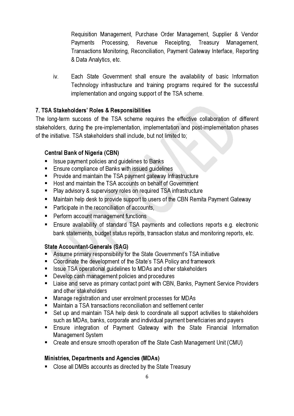 Guidelines for the Operations of TSA by State Governments in Nigeria-page-006