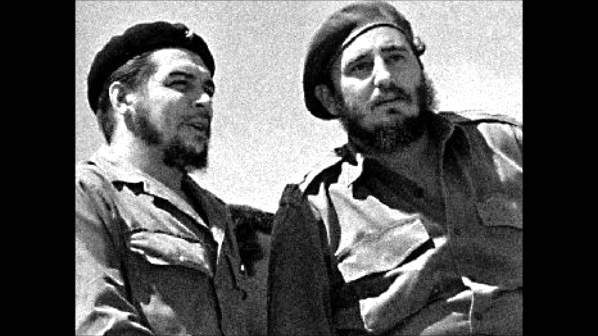che guevara relationship with fidel