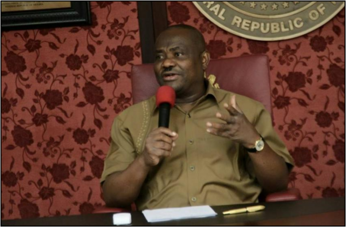 Wike claims FG planning to set him up overseas
