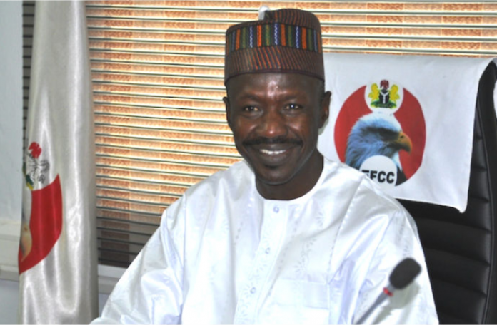 Court Upholds Senate's Rejection Of Magu As EFCC Boss