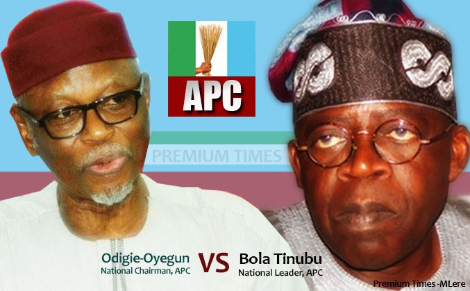 Tinubu: APC govs, members, stand with Oyegun, says Bello