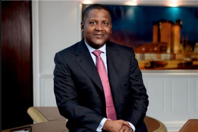 Dangote Still Africa's Richest Man With $12.2 Billion Net Worth