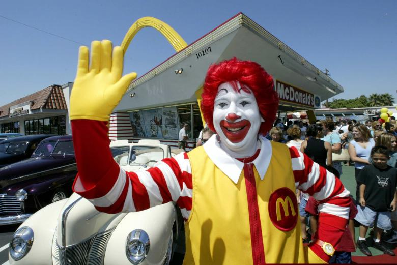 ronald mcdonald s operation and production plan Case 2 7 mcdonald's and obesity the problem commenting on a mcdonald's plan to send ronald mcdonald to schools to the production of natural and.
