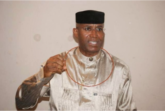 Election sequence: Omo-Agege begs Senate over 'offensive' comments
