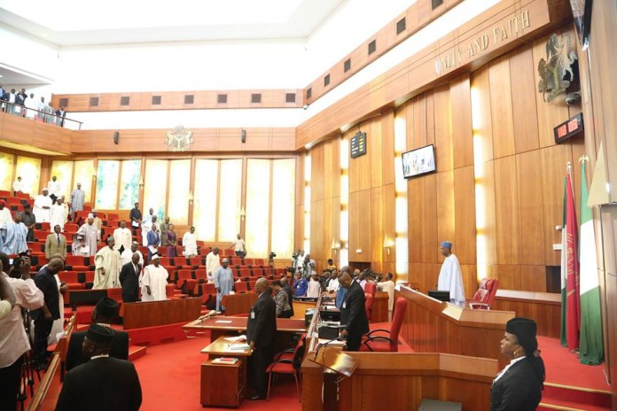 Senate Finally Confirms Buhari's REC Nominees