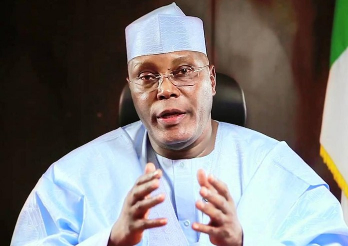 Atiku reveals why he can not visit United States, claims Buhari was banned too