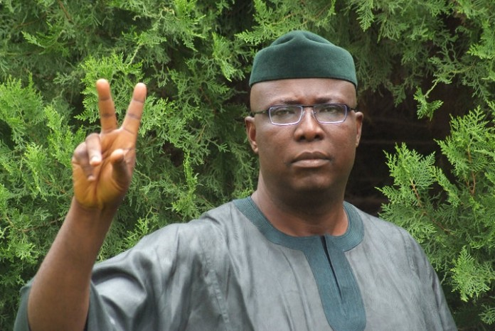 Ekiti PDP Primary: Ex-PDP Spokesman, Adeyeye Dumps Party