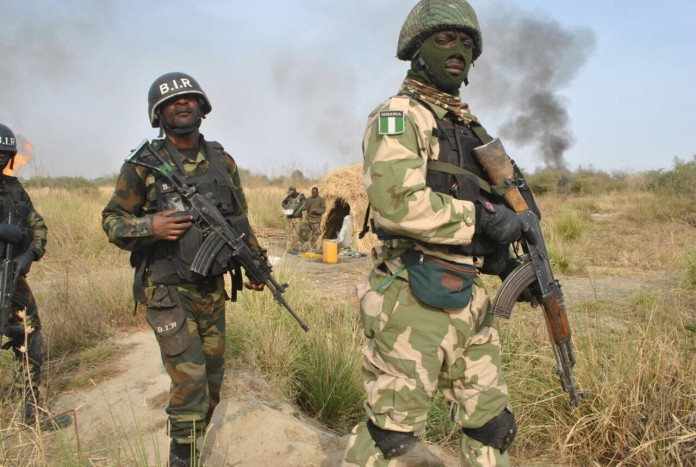 Image result for Boko Haram factional leader wounded in encounter with troops
