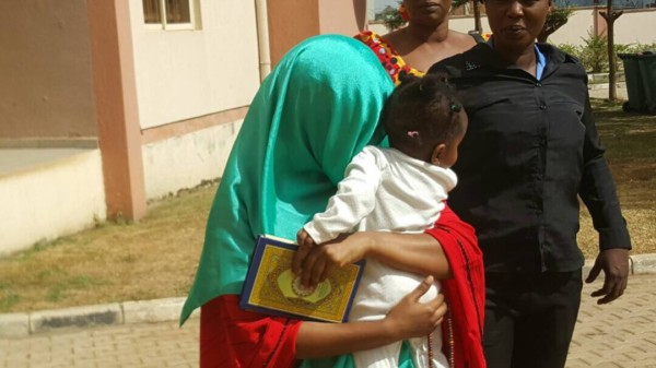Alleged Husband Killer Maryam Sanda Remanded in Prison Custody