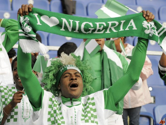 Nigeria moves 5 places up on Federation Internationale de Football Association  rankings