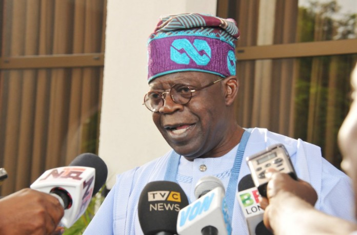 No automatic ticket for Buhari - Tinubu