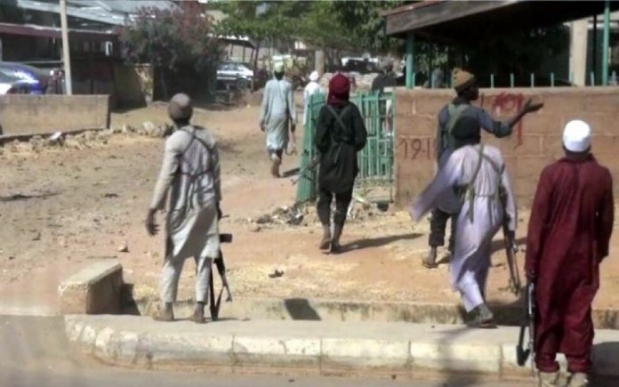 Children Have Been Abducted By Boko Haram