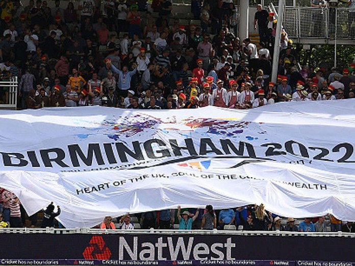 Commonwealth Games to be held in Birmingham