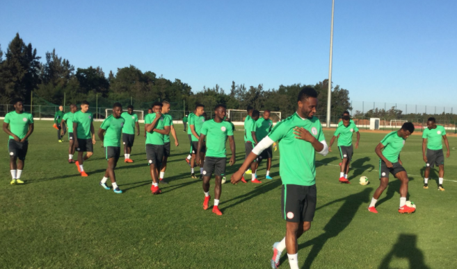 Poland Vs Nigeria: Eagles' Camp Opens In Wroclaw