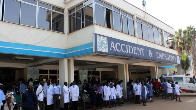 Claims of rape on new mothers at Kenyatta National Hospital
