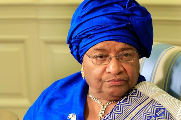 Liberia's Outgoing Ruling Party Expels President Sirleaf