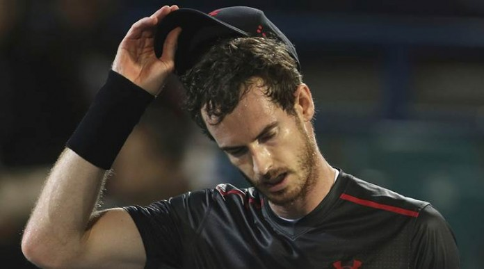 Murray withdraws from Australian Open due to hip injury