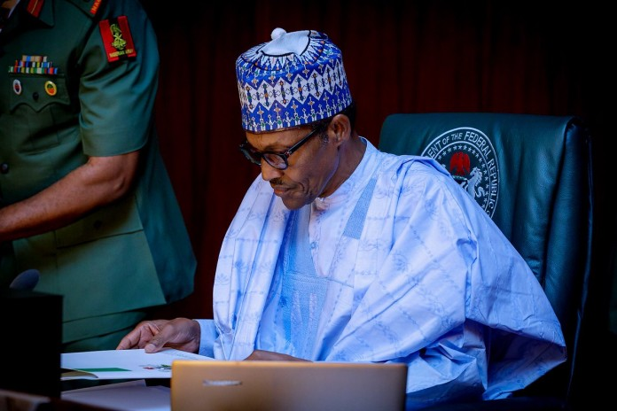 Buhari rejects Electoral Act amendment bill