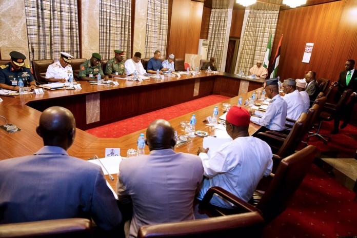 Buhari Summons emergency Security meeting