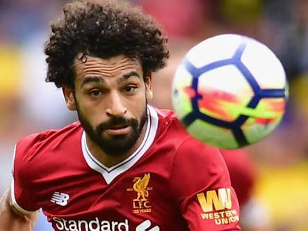 Liverpool's Salah wins PFA Player's Award