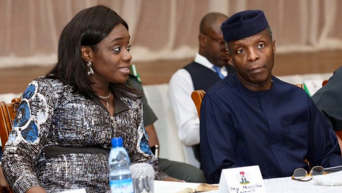 Tax: FG captures 5m more Nigerians - Osinbajo