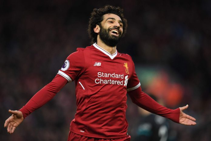 Salah crowned FWA Footballer of the Year, edging out De Bruyne