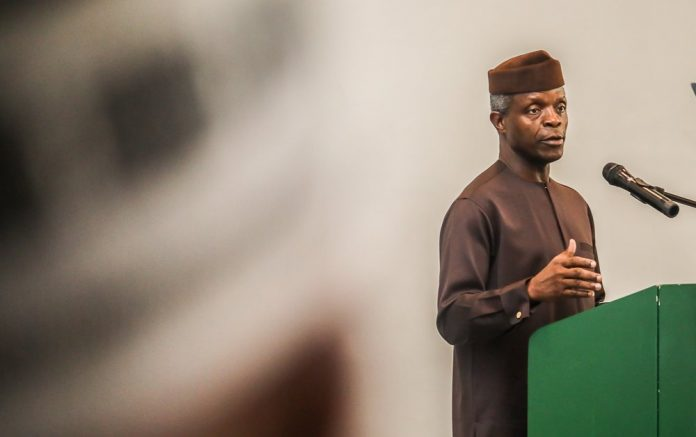 Osinbajo fires DSS boss, summons IG Idris, over siege on National Assembly