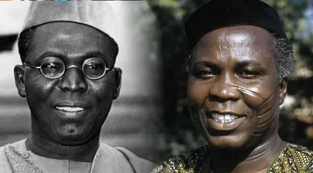 Image result for The Story of the Battle between Awolowo and Akintola