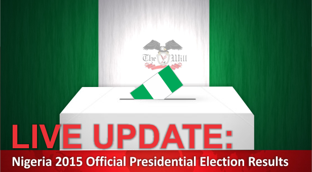 LIVE UPDATE: Nigeria 2015 Official Presidential Election Results | THEWILL