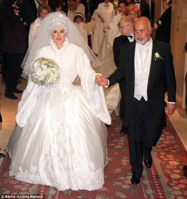 Celine Dion S Husband To Be Memorialized In Same Cathedral They Got Married
