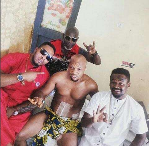 Igwe Oraifite Poto: Nollywood's Actor, Charles Okocha Narrates How He Survived