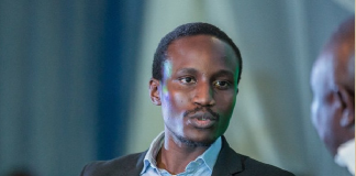 Special Assistant to the President on Digital/New media, Ogunlesi