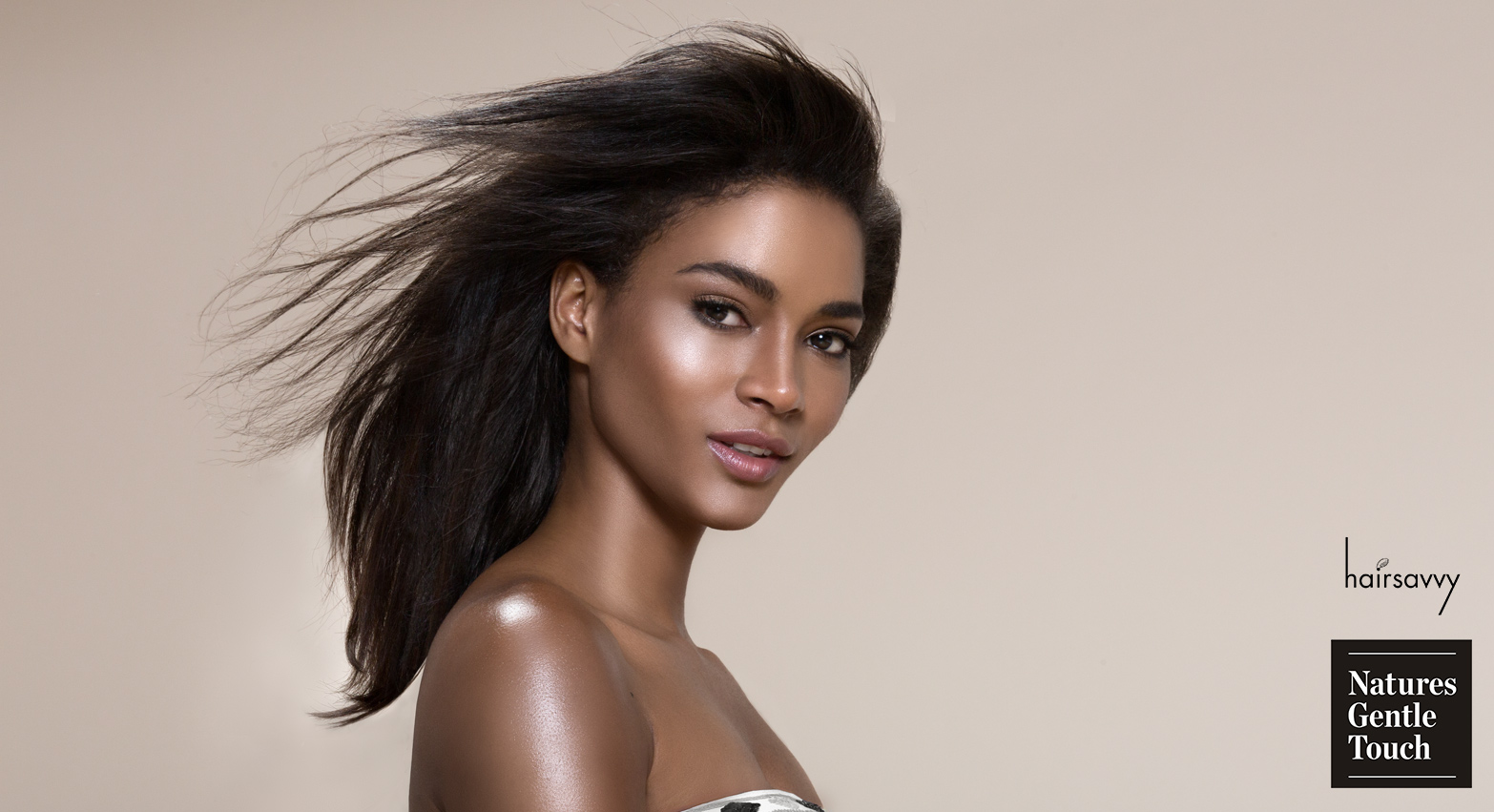 Ex Miss Universe Leila Lopes In Campaign Photos For Hair