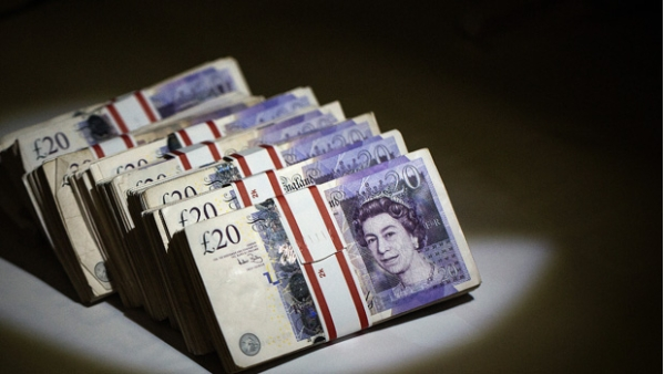 British Pound Continues Fall Charts Thewill Continued Trading Wednesday Result