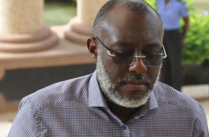 Former National Publicity Secretary of the Peoples Democratic Party (PDP), Olisa Metuh