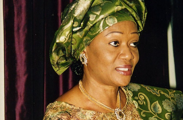 Remi Tinubu Writes IGP For Protection, Says Melaye's Brawl Led To The Death Of A Lawmaker