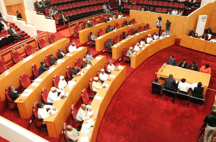 Lagos Assembly Reveals How Presidency Is Showing ... Yobe State House Of Assembly