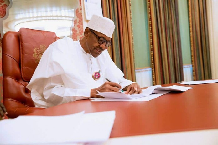 CAST9JA: Dont for get June 12 is Democracy day, President Buhari signs said so