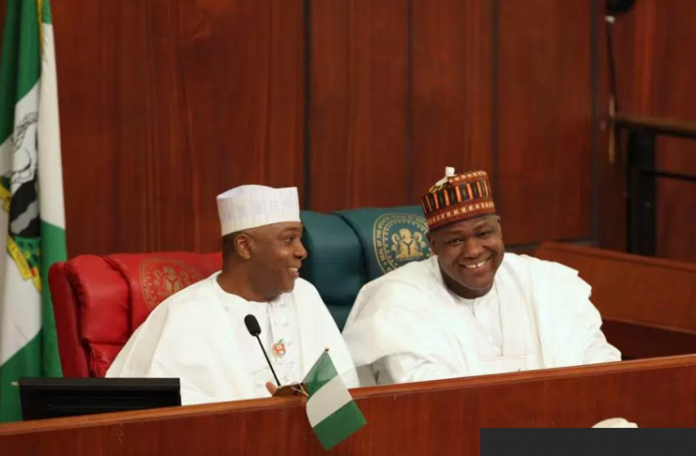 Image result for Saraki, Dogara