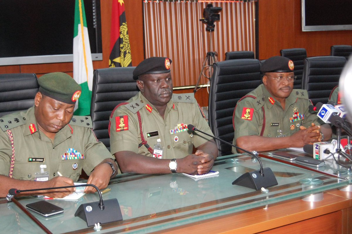 Army Surrenders To IPOB, Withdraws Soldiers From Aba