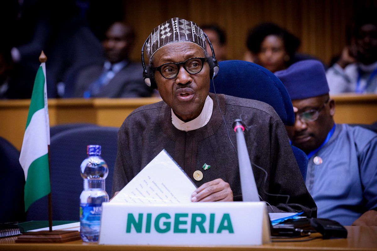 Buhari Wants Stop To Terrorism Financing | THEWILL