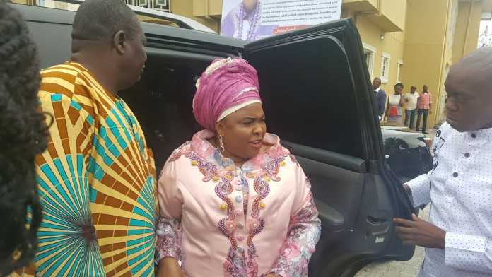 Image result for Patience Jonathan in Court