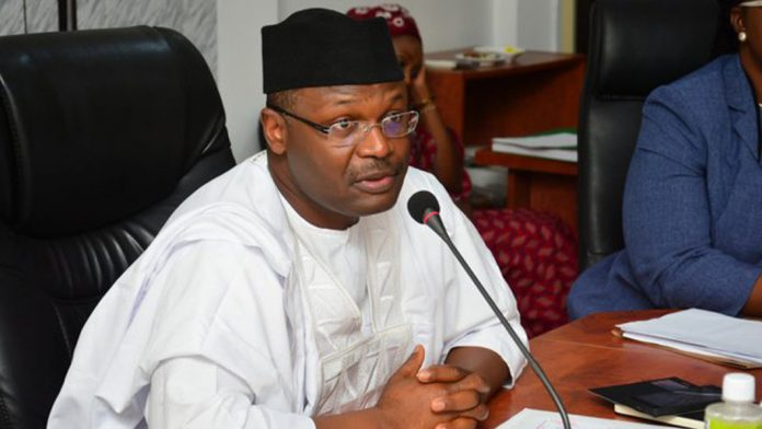 Image result for Court Orders Arrest Of INEC Chairman, Mahmood Yakubu
