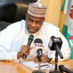 The Chairman of the People's Democratic Party (PDP) Governors Forum, Aminu Tambuwal