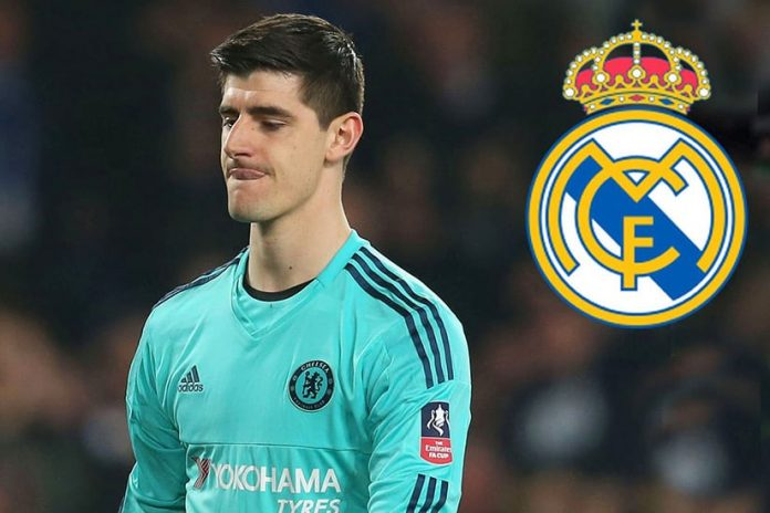 bd747d3430b Chelsea Announce Agreement To Sell Courtois To Real Madrid | THEWILL