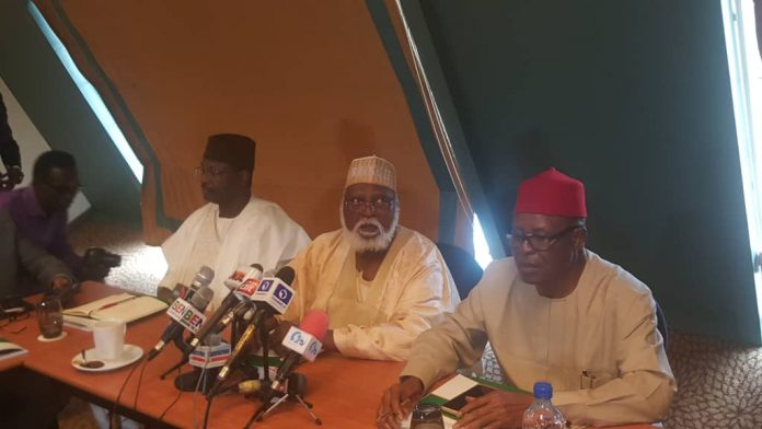 Image result for 2019: INEC meets National Peace Committee